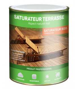 Saturateur terrasse